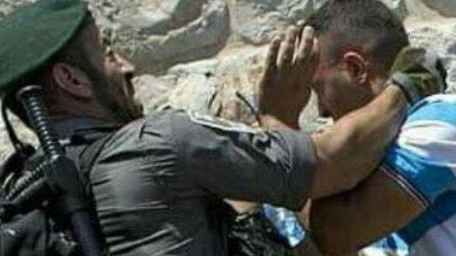 תקיפת הצעיר ממזרח ירושלים על ידי שוטר מג