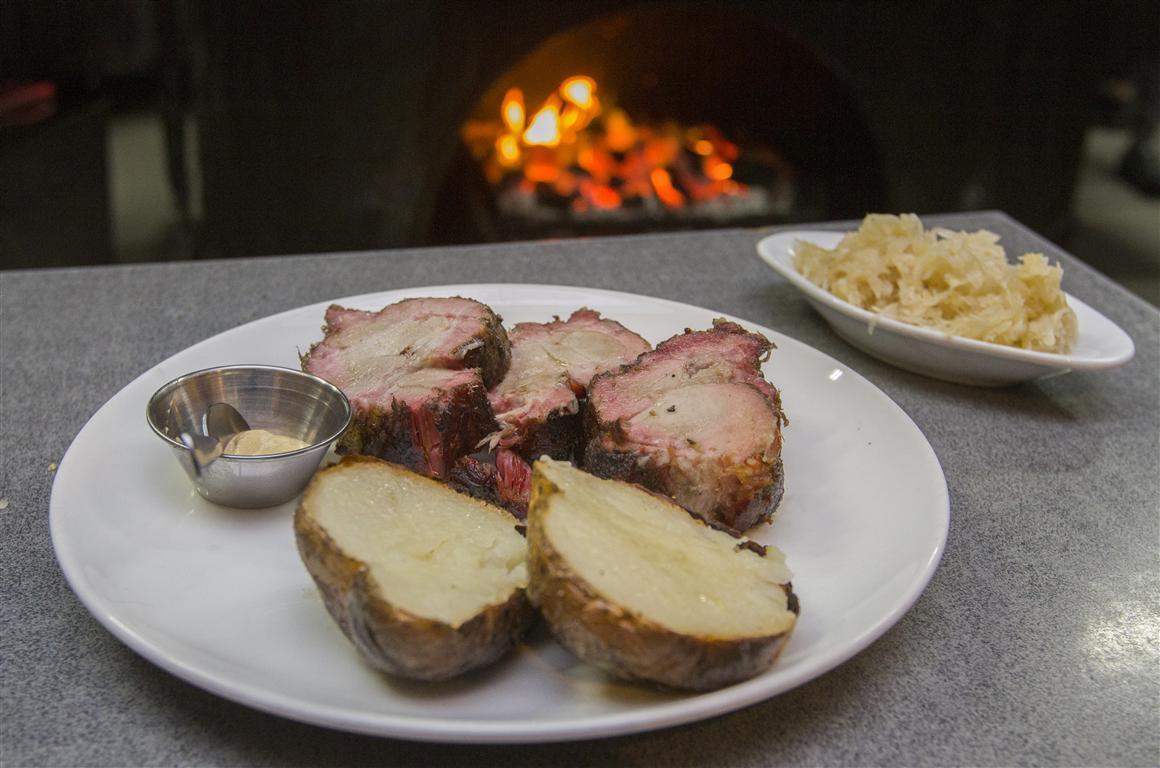 מסעדת אלבמה (צילום: עידו ארז)