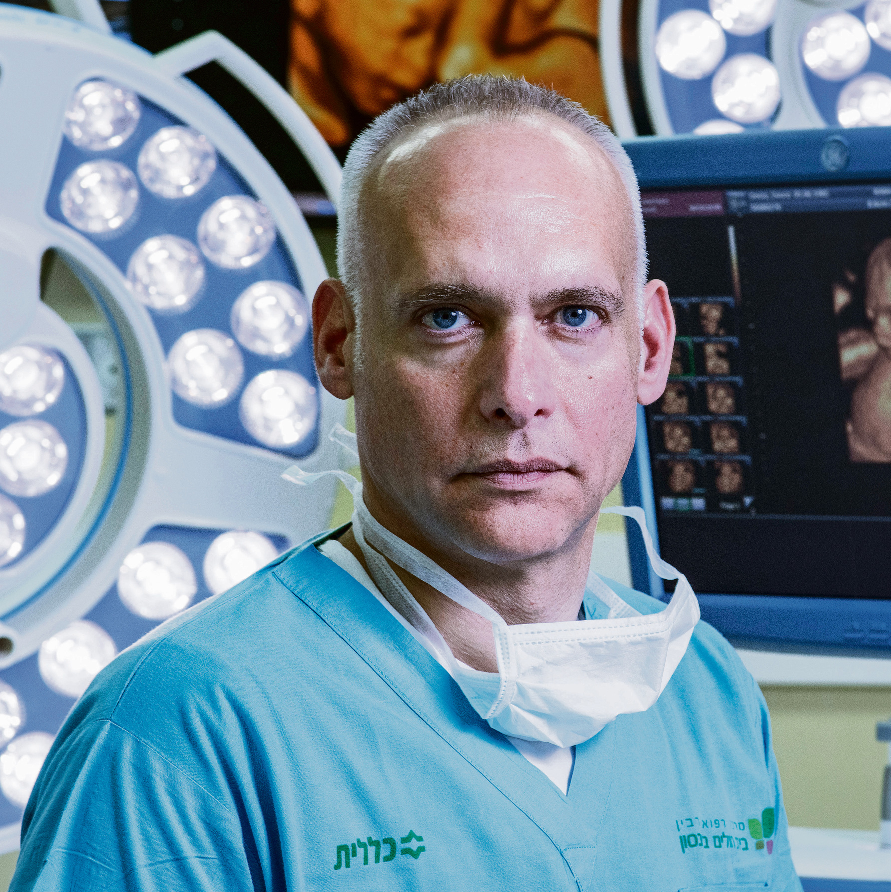Д-р Юваль Гиалчински. Фото: Юваль Хен