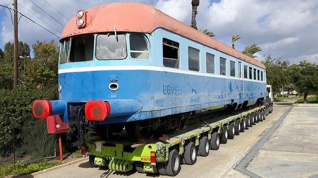 רכבת ישראל מוזיאון (דוברות רכבת ישראל, ירון דוזנטס, קבוצת