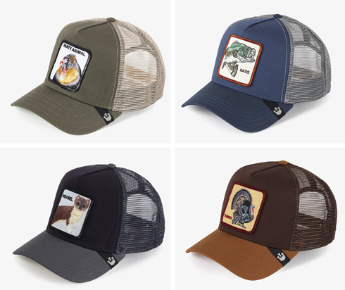 """""""בהתחלה פחות התאים לנו להציג את זה בחנויות שלנו, כי התמקדנו בדגמי הכובעים האיקוניים, עד שלאט לאט הגיעו אנשים במיוחד עבור כובעי החיות"""""""