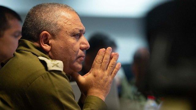 Departing Chief of Staff Gadi Eisenkot     (Photo: IDF Spokesman's Unit)