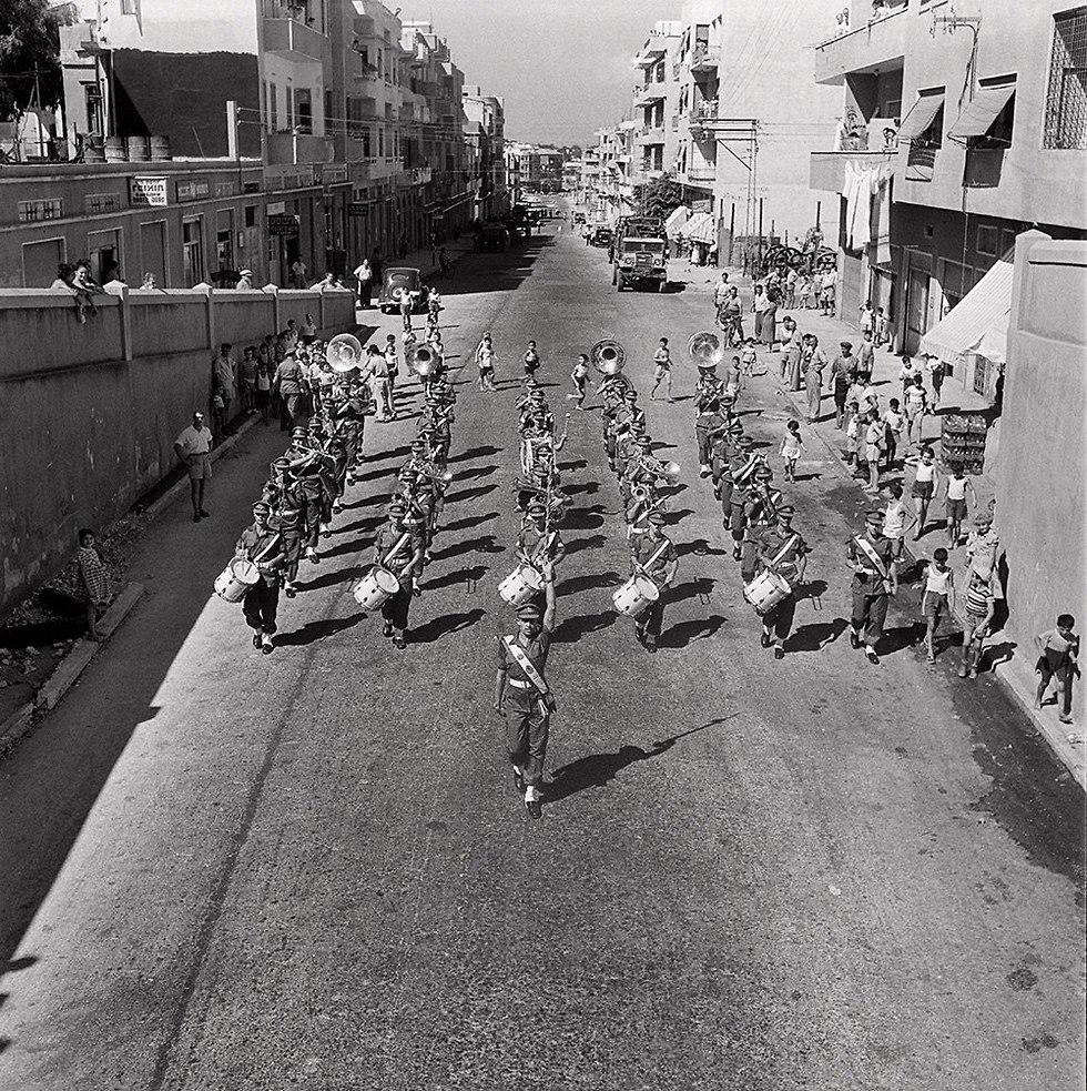 Фото: Руди Висенштейн, 1956 год