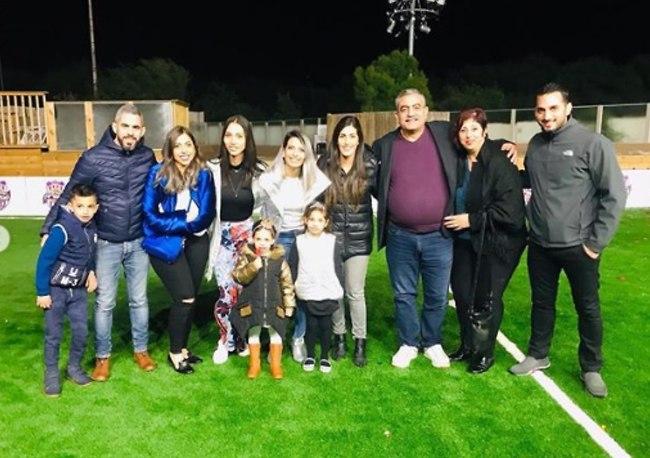 משפחה גדולה ומאושרת