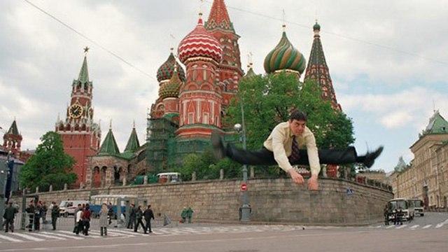 Dan Oryan in Moscow (Photo: Sasha Ilichev)