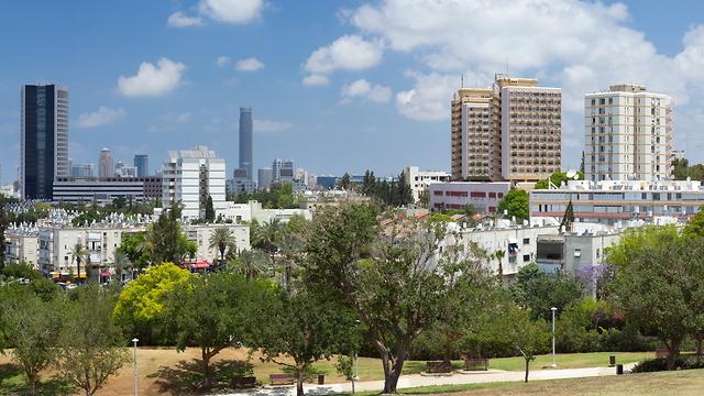 העיר רמת גן (צילום: shutterstock)