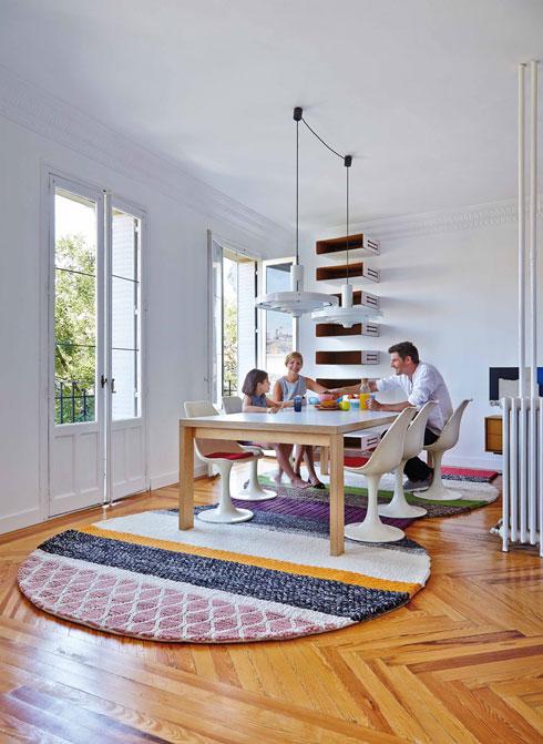 שטיח צמר, הביטאט (צילום: הביטאט)