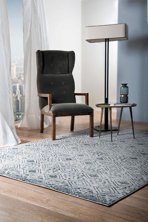 שטיח מסדרת טיבט, קולקציית החורף ברשת ביתילי (צילום: ג'ורג' טיילור)