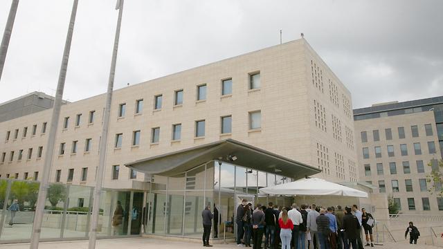 משרד החוץ (צילום: אוהד צויגנברג )