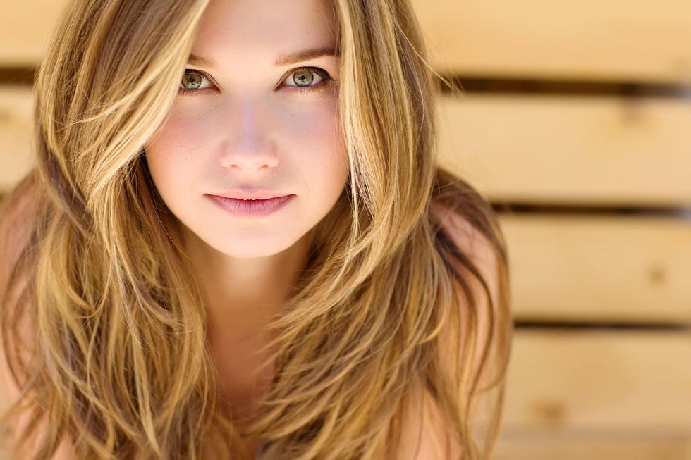 סדרת מוצרי טיפוח לשיער המורכבת מ-90% רכיבים טבעיים, ו-0% פראבנים, שמן פרפין, פתאלטים וצבעים סינתטיים  (צילום: Shutterstock)
