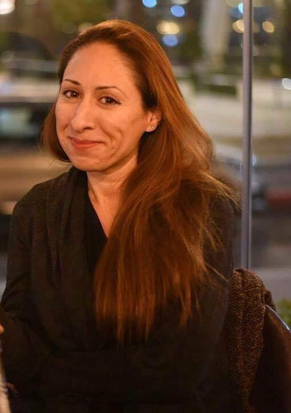 מאי ערו, מנהלת תחום שפות ביוזמות אברהם ()