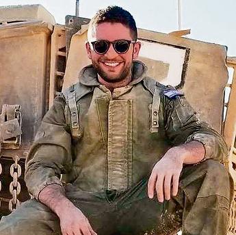 """מייקל דומב, סמנכ""""ל """"המרכז לחיילים בודדים ע""""ש מייקל לוין"""""""
