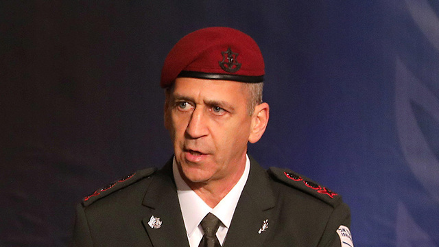 IDF Chief of Staff Lt. Gen. Aviv Kochavi (Photo: Reuters)