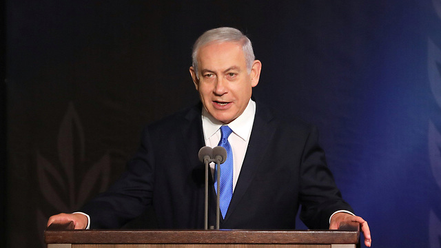 Prime Minister and Defense Minister Netanyahu (Photo: Reuters)