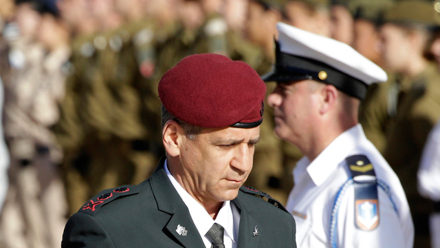 Начальник генштаба ЦАХАЛа генерал-лейтенант Авив Кохави. Фото: AP