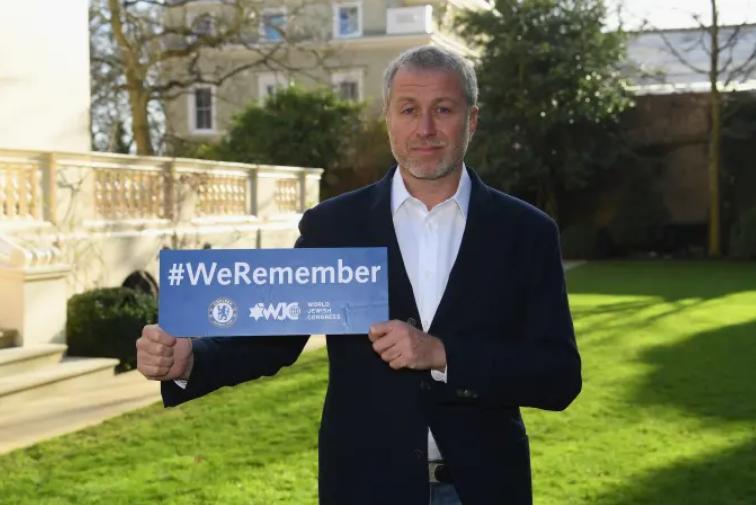 צ'לסי בקמפיין ליום השואה הבינלאומי (צילום: צ'לסי)