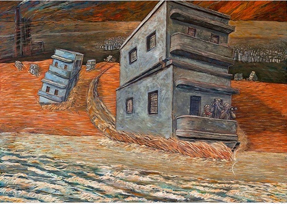 גדעון סער  (יצירתו של גדעון סער)