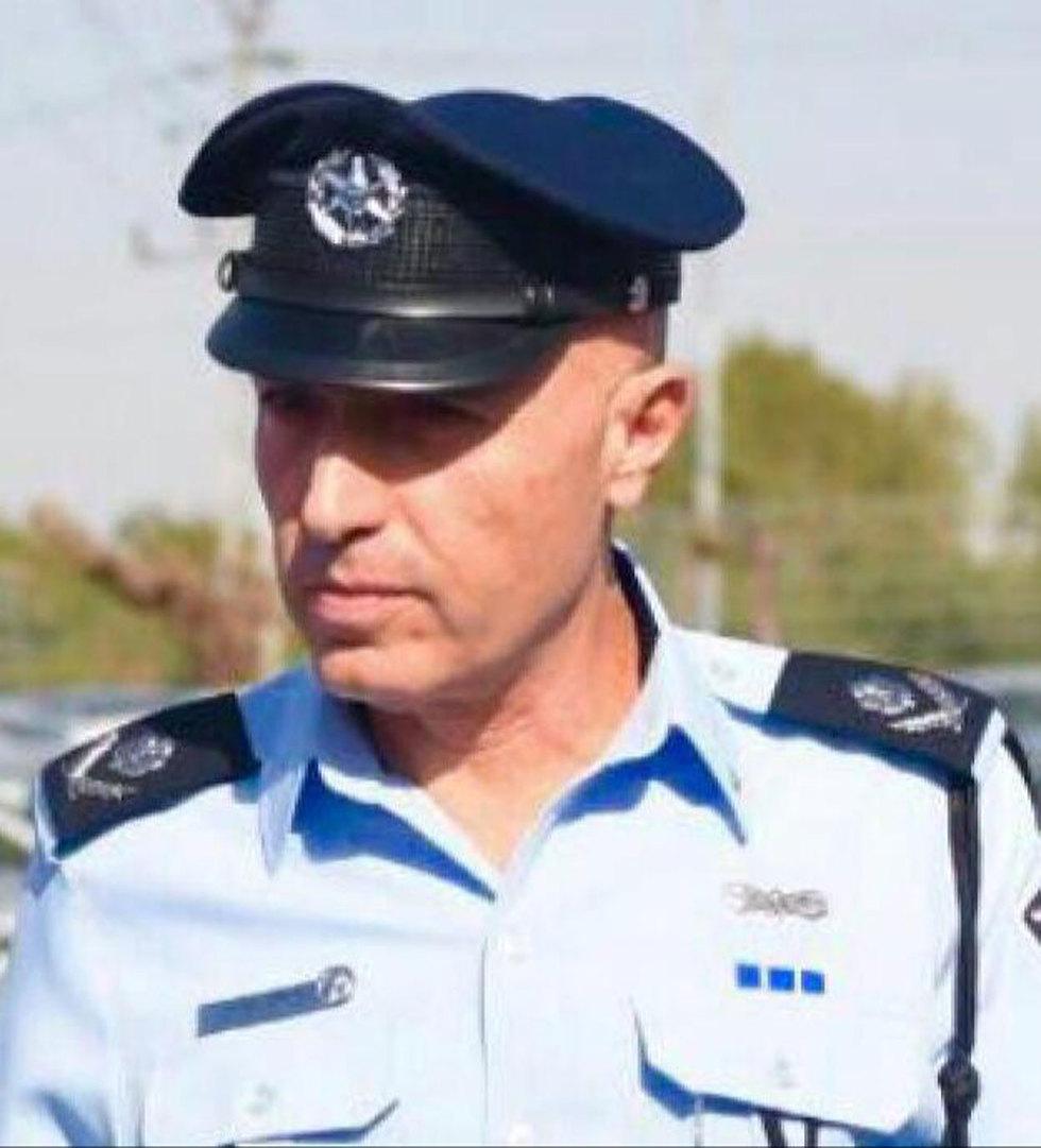 ניצב דורון ידיד משטרת ישראל (צילום: דוברות המשטרה)