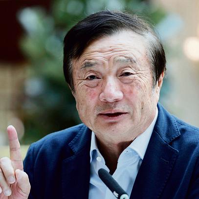 מייסד ונשיא החברה רן ג'נגפאי. נזק למותג
