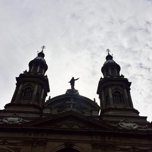 הקתדרלה בסנטיאגו