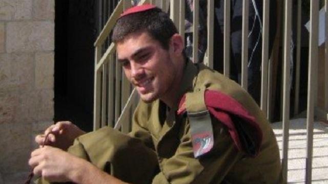 Fallen IDF lone soldier Michael Levin