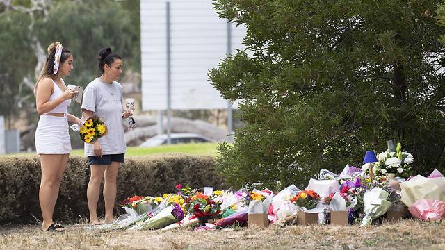 רצח של הצעירה הישראלית איה מסארוה באוסטרליה (צילום: EPA )