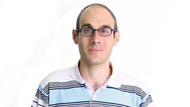יונתן אייקנבאום (צילום: גרינפיס)
