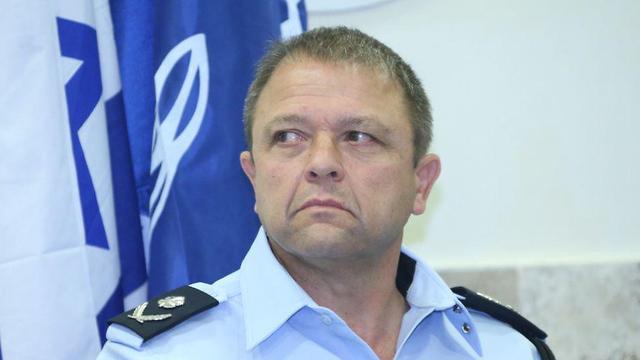 И. о. генинспектора полиции генерал-майор Йоси Коэн. Фото: Моти Кимхи