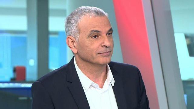 שר האוצר משה כחלון בראיון לאולפן ynet (צילום: אלי סגל)