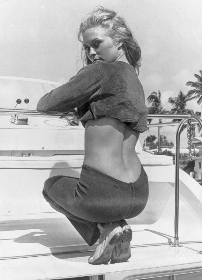 סקס אפיל ורוח נעורים. דאנאוויי בת 26 בשנת 1967 (צילום: Hulton Archive/GettyimagesIL)