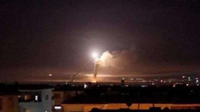 סוריה: זוהי תקיפת חיל האוויר של צה