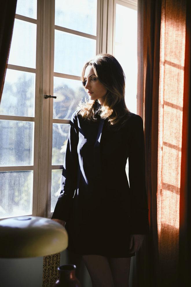 שמלה, ויקטוריה בקהאם בפקטורי 54 (צילום: רותם לבל)