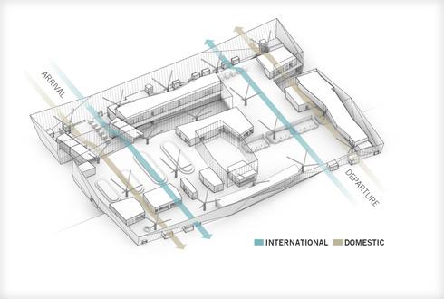 אדריכלות (תוכנית: אמיר מן, משה צור, עמי שנער, אורנה צור אדריכלים)