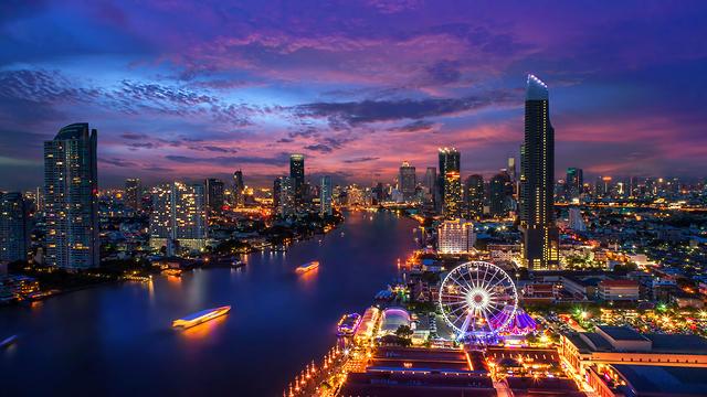 בנגקוק, תאילנד (צילום: shutterstock)