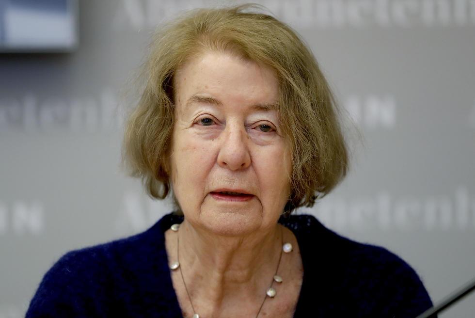 Hilde Schramm (Photo: AP)