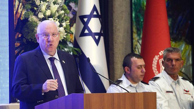 President Reuven Rivlin, Jerusalem, January 22, 2019