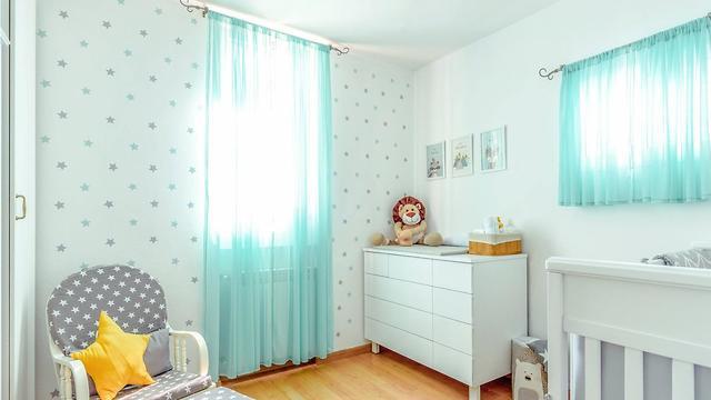 עיצוב חדרי תינוקות (צילום: יאנה דודלר)