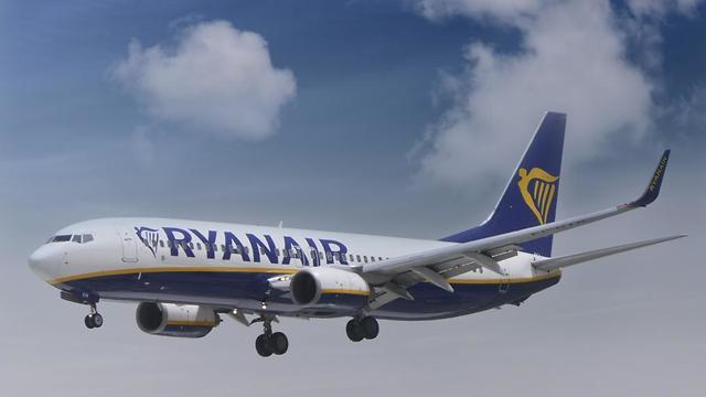Ryanair (Photo: Danny Sadeh)