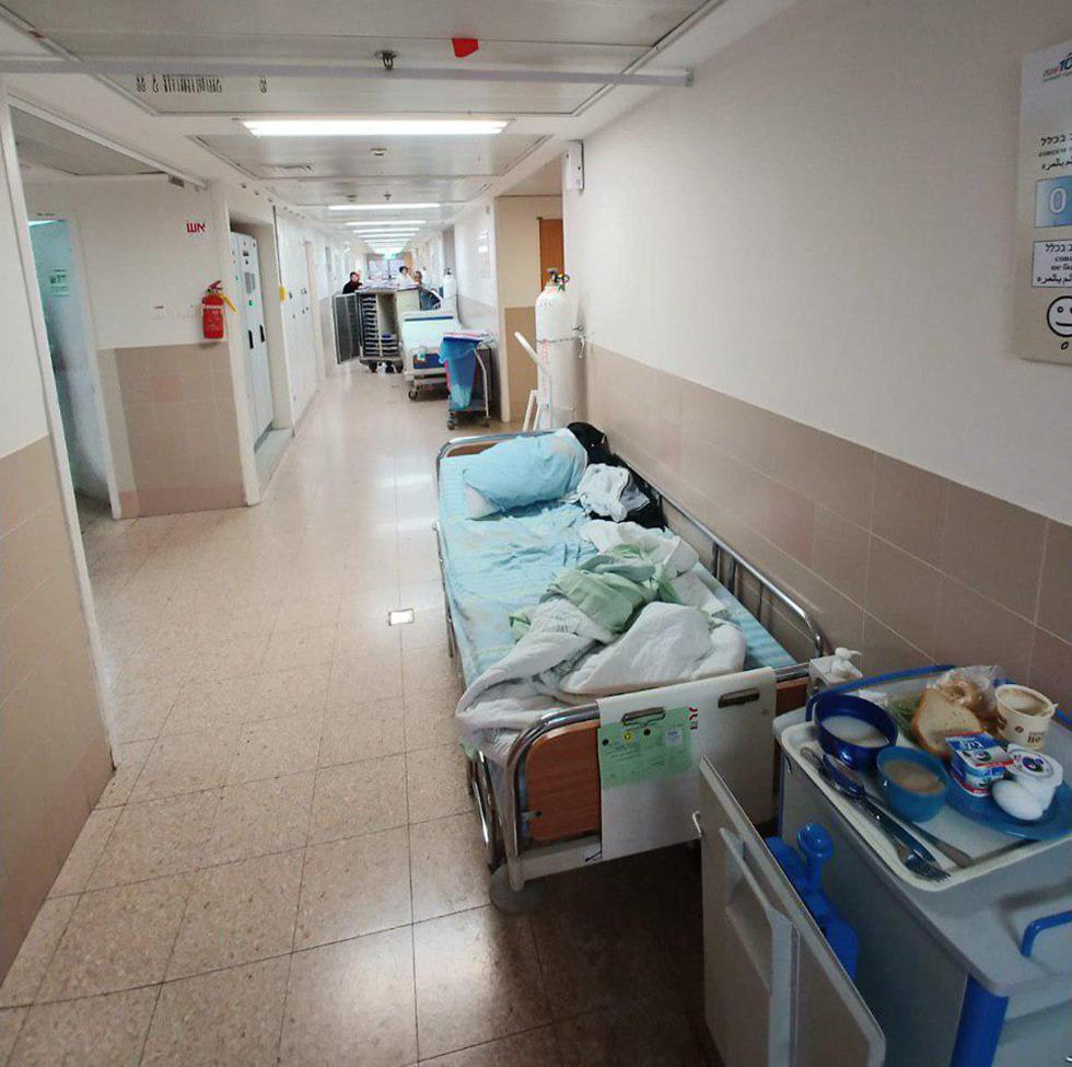 עומסים במחלקות הפנימיות בבית חולים ()