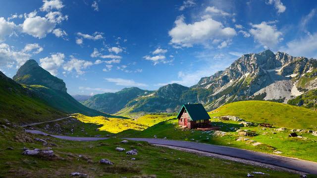 לגלות חבל ארץ מסתורי ומרתק. (צילום: shutterstock)