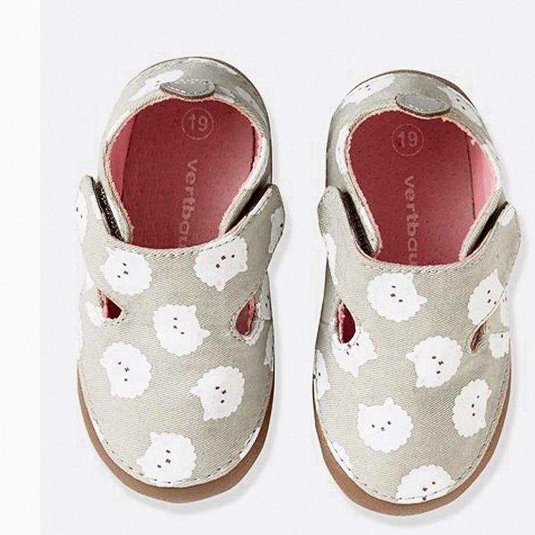 ורבודה, נעליים: 100 שקל