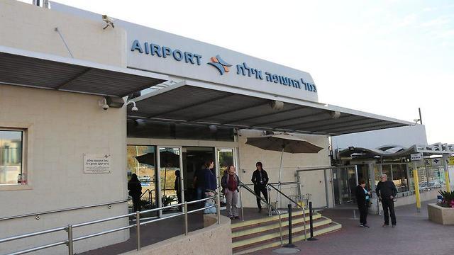 שדה התעופה באילת, 2019 (צילום: איתי בלומנטל)