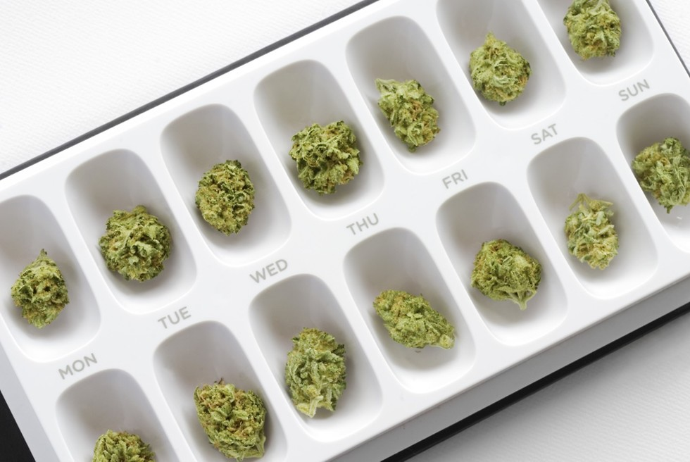 Medical marijuana (Photo: Shutterstock)