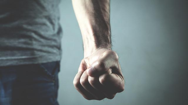 Насилие. Фото: shutterstock