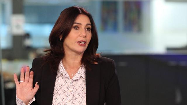מירי רגב בראיון לאולפן ynet (צילום: אבי מועלם)