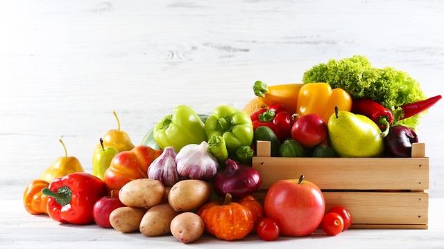 Vegetables (Photo: Shutterstock)