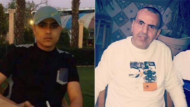 Ramzi Hamad and Hassib Mussa