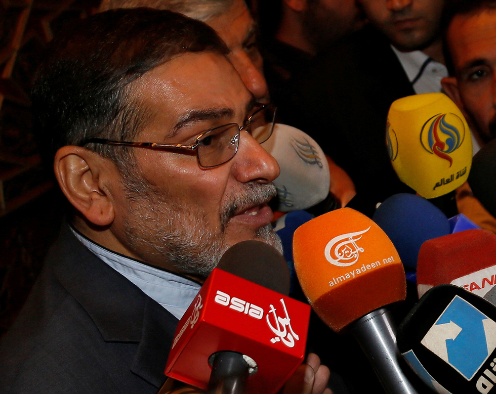 Supreme National Security Council Secretary Ali Shamkhani  (Photo: Reuters)
