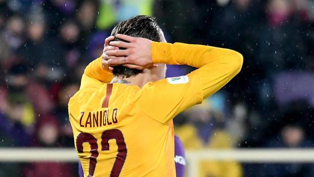 ניקולו זניולו מאוכזב (צילום: גטי אימג'ס)