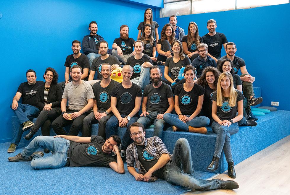 רכילות עסקית עובדי החברה בישראל (צילום: Bizzabo)